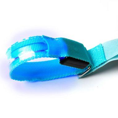 led leuchtarmband blau2