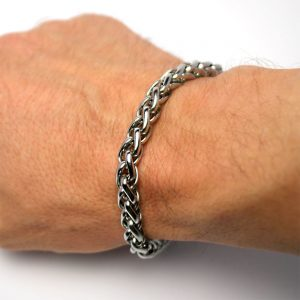 armband edelstahl ketten maenner