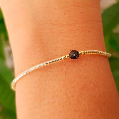 armband mini perlen gold weiss kelitch 4