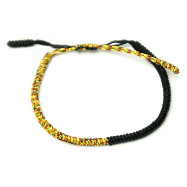 tibet armband geflochten buddha 2