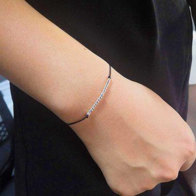 morse alphabet armband